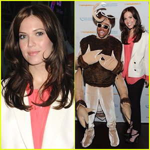 Mandy Moore: World Malaria Day