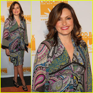 Mariska Hargitay: Can-Do Awards Dinner!