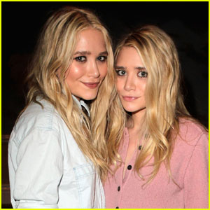 Mary-Kate & Ashley Olsen: 'Textile' Twins