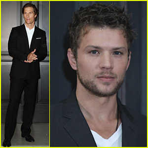 Matthew McConaughey & Ryan Phillippe: The Lincoln Lawyer