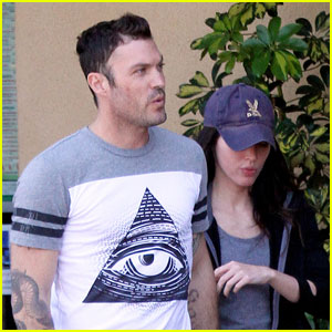 Megan Fox: Fresh Bites with Brian Austin Green