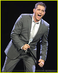 Michael Buble's Argentina Home Burglarized