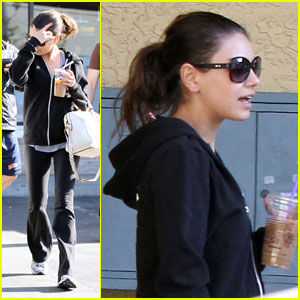 Mila Kunis: Not Interested in Being Charlie Sheen's Goddess