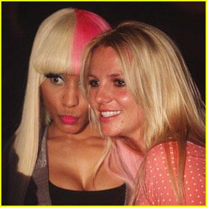 Britney Spears: Nicki Minaj After Party!