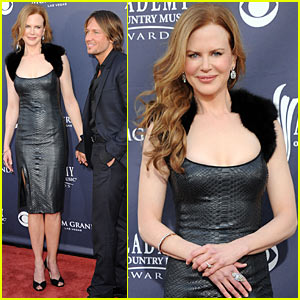 Nicole Kidman: ACM Awards 2011 with Keith Urban!