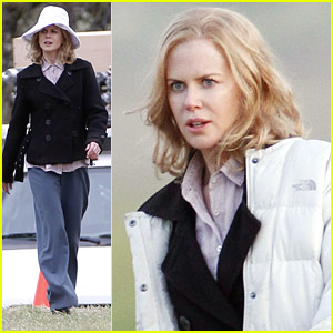 Nicole Kidman: For Whom The Bell Tolls