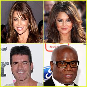 Paula Abdul & Cheryl Cole: 'X Factor' Judges?