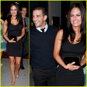 Pia Toscano: Dinner with Mark Ballas &#038; His Mom!