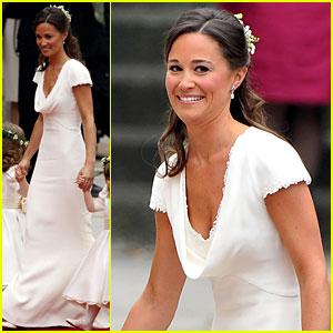 Pippa Middleton: Royal Wedding's Maid of Honor!