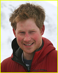 Prince Harry Promoted in British Army