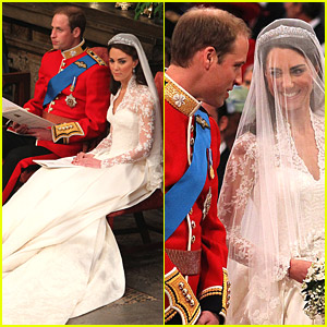 Prince William Kate Middleton Are Married