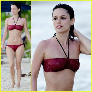 Rachel Bilson: Bikini Babe in Barbados!