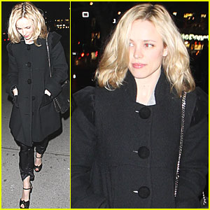 Rachel McAdams: Live Music at Toronto Tavern