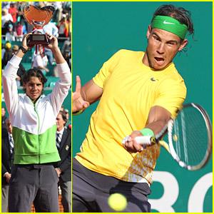 Rafael Nadal Wins 7th Straight Monte Carlo Final