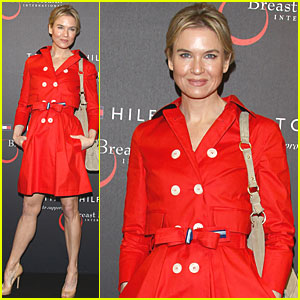 Renee Zellweger: Tommy Hilfiger Limited Edition Bag Launch!