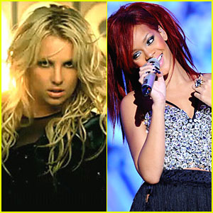 Britney Spears & Rihanna's 'S&M' - LISTEN NOW