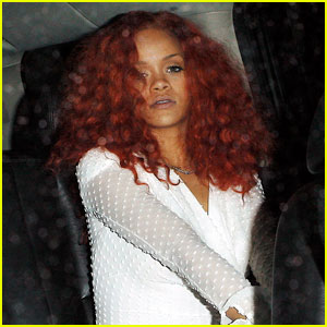 Rihanna: Loud Tour Rehearsals Are 'Pretty Majah'!