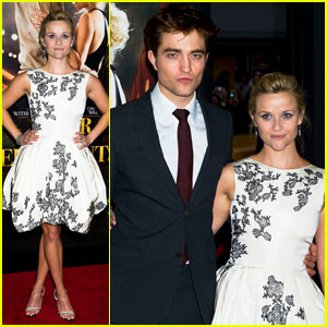 Robert Pattinson & Reese Witherspoon: 'Water For Elephants' Premiere!