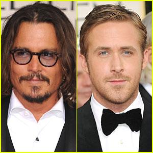 Ryan Gosling: 'Lone Ranger' with Johnny Depp?