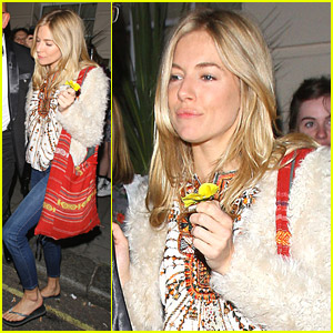 Sienna Miller Still Suing Tabloid