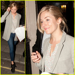 Sienna Miller Wants 'Whole Truth' in Phone Hacking Scandal