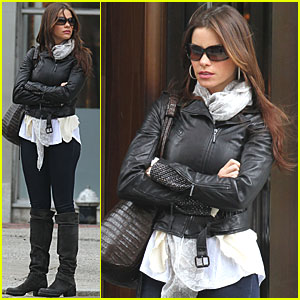 Sofia Vergara: Lady in Waiting