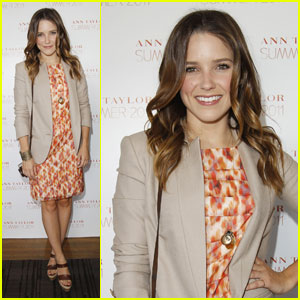 Sophia Bush: In For More 'One Tree Hill'!