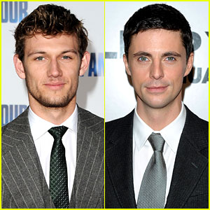 Alex Pettyfer: Matthew Goode's Brother in 'Overdrive'