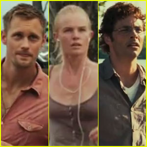 Alexander Skarsgard & Kate Bosworth: 'Straw Dogs' Trailer!
