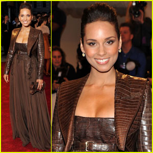 Alicia Keys - MET Ball 2011