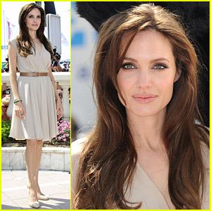 Angelina Jolie: Kung Fu Panda 2 Photocall