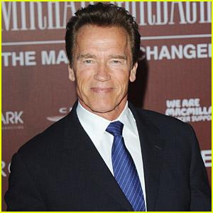Arnold Schwarzenegger: I'm Back On The Big Screen