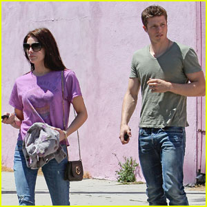 Ashley Greene & Brock Kelly: Back Together?