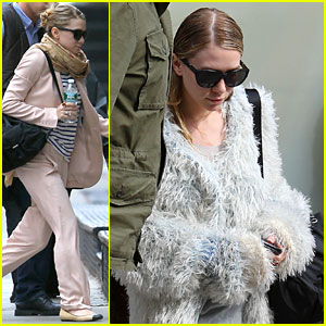 Ashley Olsen: Greenwich Village Girl!
