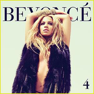 Beyonce: '4' Album Artwork Revealed!