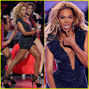 Beyonce: 'Crazy In Love' on American Idol Finale!