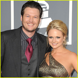 Blake Shelton & Miranda Lambert: Just Married!