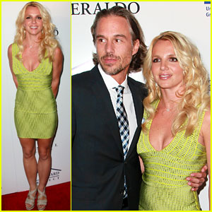 Britney Spears & Jason Trawick: Evening of Southern Style!
