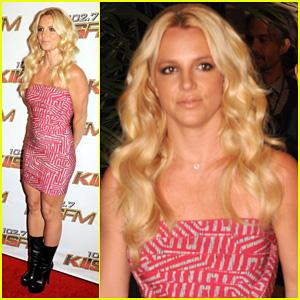 Britney Spears: Wango Tango 2011 Presenter!