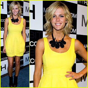 Brooklyn Decker: MyHabit Launch Party!