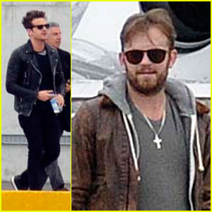Caleb & Jared Followill: Chopper Ride in Ireland!