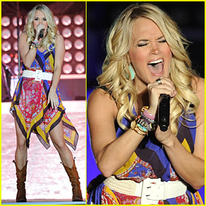Carrie Underwood: Stagecoach Festival