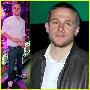 Charlie Hunnam: Starring in 'Pacific Rim'?