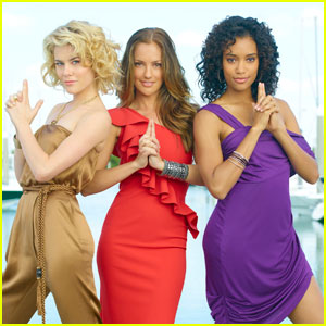 Minka Kelly: 'Charlie's Angels' Sneak Peek!