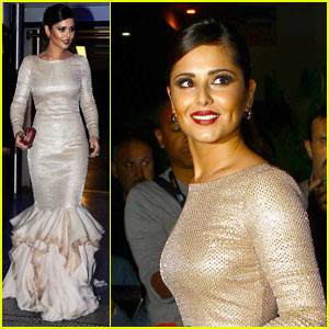 Cheryl Cole: L'Oreal After Party at Cannes!