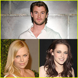 Chris Hemsworth: Snow White's Huntsman?