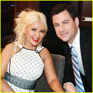 Christina Aguilera: Max Is Very Protective of Me