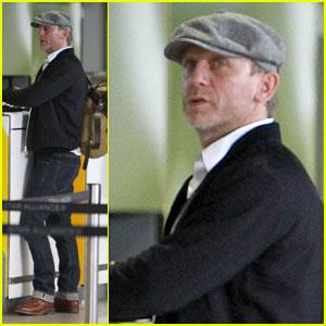 Daniel Craig: Au Revoir, Paris!