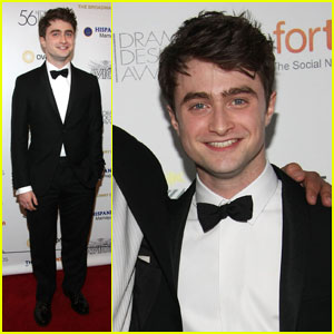 Daniel Radcliffe: Drama Desk Awards!