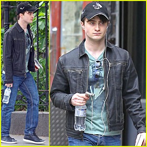 Daniel Radcliffe Talks Tony Award Snub